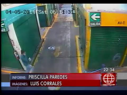 América Noticias - 110414 - Detuvieron a adolescente que lidaraba banda delincuencial