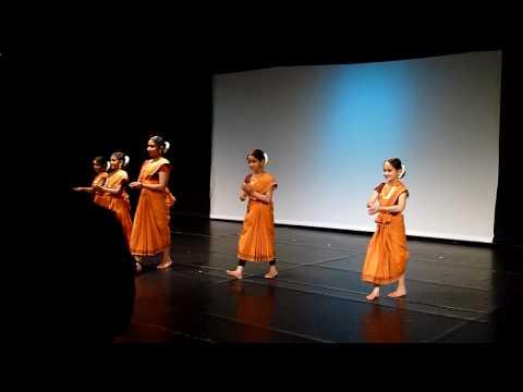 Nishta Pushpanjali Dance.avi