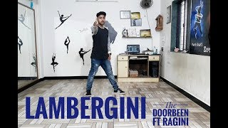 Lambergini The Doorbeen Ft Ragini Easy Hip Hop Dance Performance Parth Shah Choreography