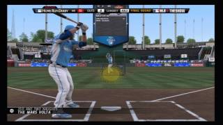 MLB 12 The Show Home Run Derby Gameplay [HD]