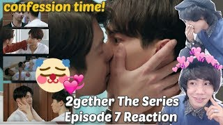 (Eng Sub) THE BEST EPISODE! คั่นกู Ep. 7 | 2gether the Series Reaction/Commentary