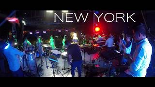 "CORAZON SERRANO ""VETE"" AMAZURA NEW YORK )4K) EMOTION"