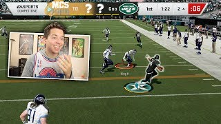 OUR NEW QUARTERBACK LEADS CRAZY COMEBACK! NO MONEY SPENT #12 Madden 20