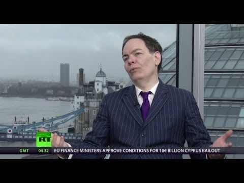 Keiser Report: Bitcoin Bubble Buzz (E431)