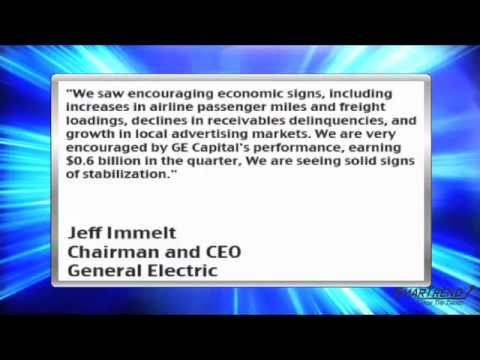 Earnings Report: General Electric Beats Bottom Line Estimate By a Nickel