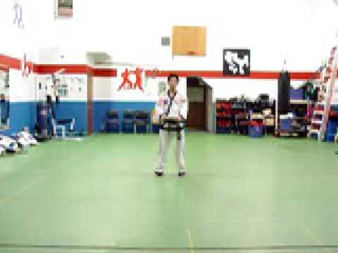 Tae Kwon Do Forms Chon Ji - Koroyo Image 1