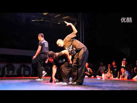 Team Korea VS Team Uk _KOD9 POPPING Crew (best view)