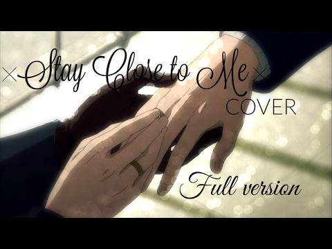 Stay Close To Me / Stammi Vicino ~ DUET ~ 【AYAM Cover】 FULL VERSION