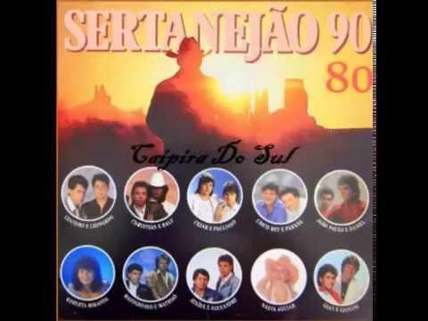 as melhores sertanejas de 80 90