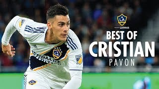 HIGHLIGHTS: Best of LA Galaxy forward Cristian Pavon in 2019