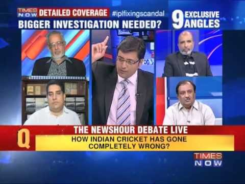 The Newshour Debate: Will BCCI take action against the 3 players? (Part 1 of 4)