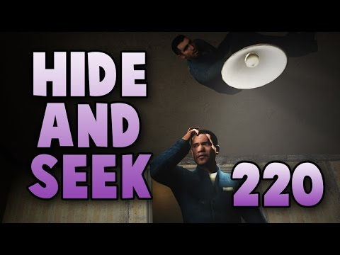 Murderer Pit & Shelter Cheating! (Hide & Seek #220)
