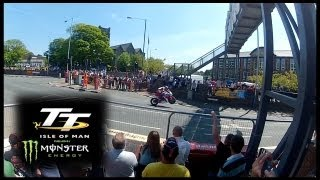 Isle of Man TT 2013 Experience - Senior Race