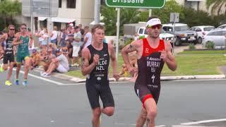 2018 Mooloolaba ITU Triathlon World Cup - Men's Race