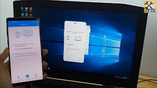 How to Mirror your Android phone screen to PC Laptop 2019