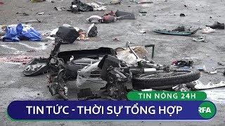 Tin nóng 24h | Tai nạn giao thông chết người đạt kỷ lục đầu năm 2019