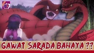 Gawaat !! AODA Bukan Tandingan GARAGA ? : Review Boruto Episode 76