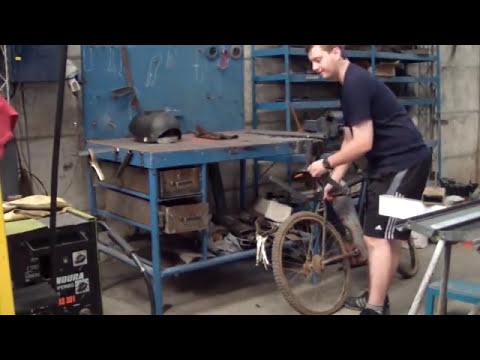 Bicicleta a Aire Comprimido - La Bicicleta
