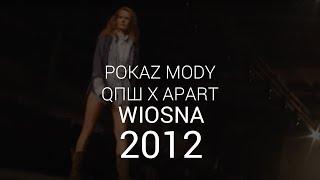 Robert Kupisz - QПШ - pokaz wiosna 2012