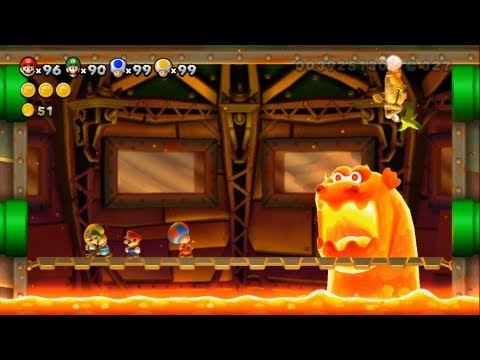 New Super Mario Bros. U - Episode 16