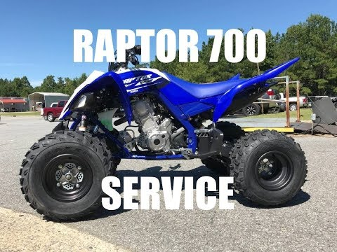 raptor 700r oil change how to save money and do it yourself