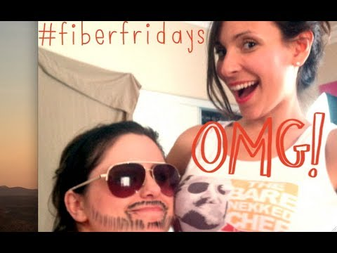 FIBER FRIDAYS 8: 40th video, a wedding, and who to follow at Fullscreen!