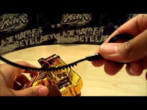 Beyblade Metal Masters DUOTRON LAUNCHER Unboxing and Revi