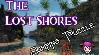 Jumping Puzzle &#8211; Southsun Cove (Skipping   Stones)