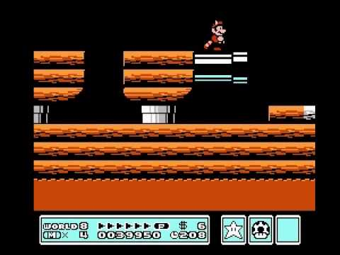Super Mario Bros 3 - Super Mario Bros. 3 November 2012 Speedrun Competition (3rd place) - User video