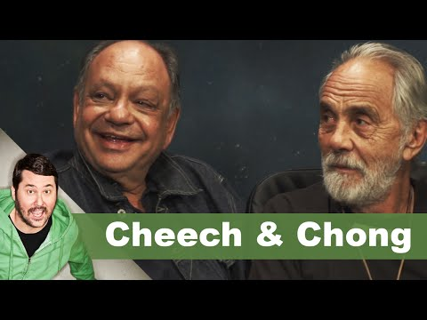 Cheech Marin & Tommy Chong | Getting Doug With High video