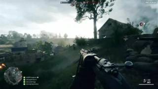 Battlefield 1 Bayonet Charge