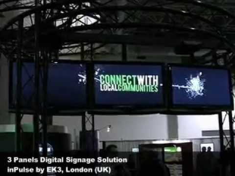 Digital Signage Report May 2007 in USA
