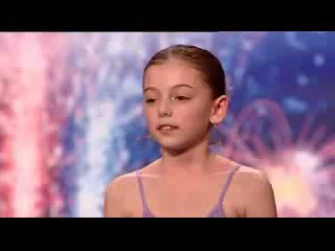 Ballet Dancer on Talent Show Music Videos