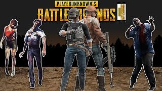 ZOMBIES! - PUBG: Mobile #5 [Funny Moments]