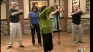 Channel 3 TV Bollywood dance lessons