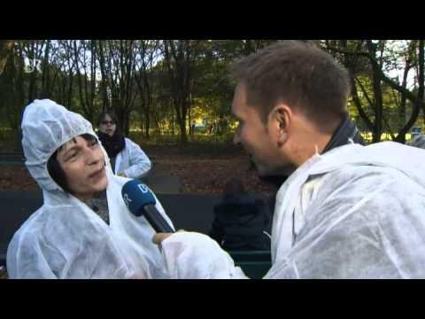 BR Abendschau - Der Süden vom 12.11.2014 CSI: Training