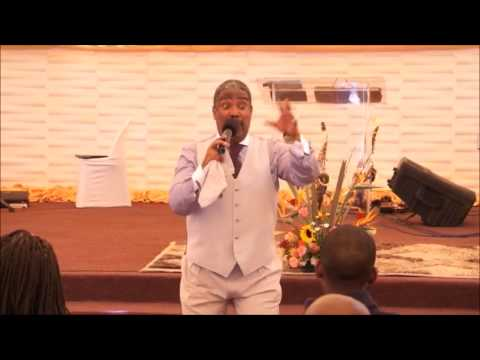 Pastor George Jansen_ Enquire unto the Lord