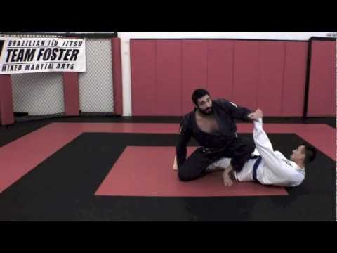 Simple De La Riva Sweep with James Foster