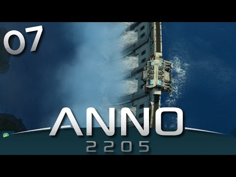 ANNO 2205 Gameplay - Dam Construction = Energy #7