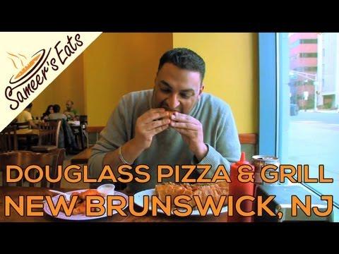 Douglass Pizza & Grill, New Brunswick, NJ - Sameer's Eats