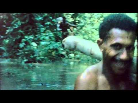 Ioma Patrol Post Northern Province Papua New Guinea circa 1963 Part 1