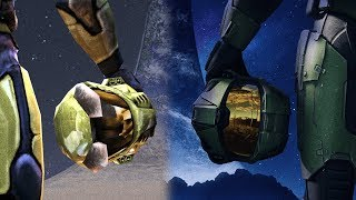 How Halo Infinite will learn from Halo Combat Evolved