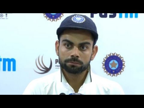 Don't believe in rankings, want India to be good Test team: Kohli