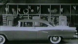 1956 Ford Victoria Commercial