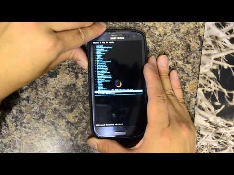 Samsung n7100 no recovery mode