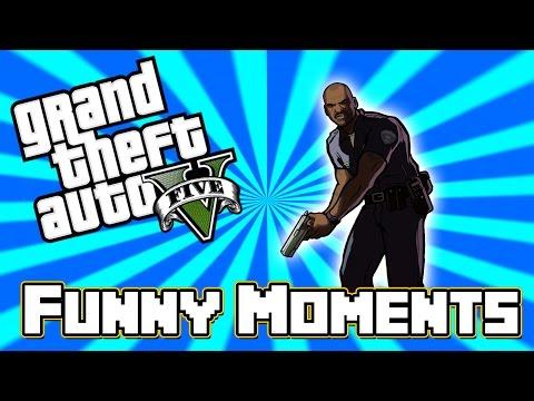 GTA 5 Online Funny moments - Hilarious sex noices, Grandma's car, Bridge orgy, Dayum!