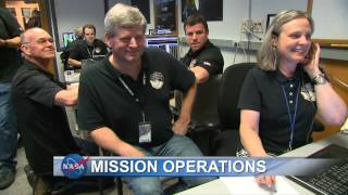 Signal Acquisition of New Horizons Spacecraft