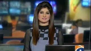 Hifza Chaudhary  Geo News Anchor