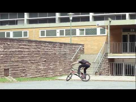 Federal BMX - Bruno Hoffmann Frame Promo