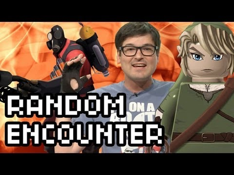 TF2 ON ADULT SWIM? Zelda LEGO, FREE FPS- RANDOM ENCOUNTER